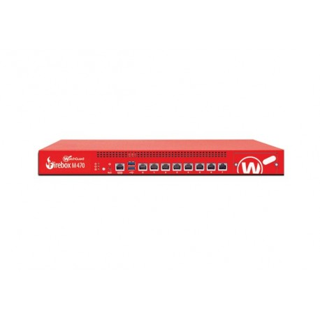 TRADE UP TO WATCHGUARD M470 3-YR TOTAL SECURITY