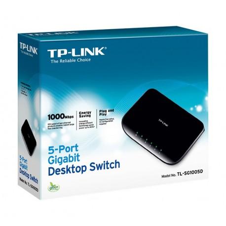Switch TL-SG1005D