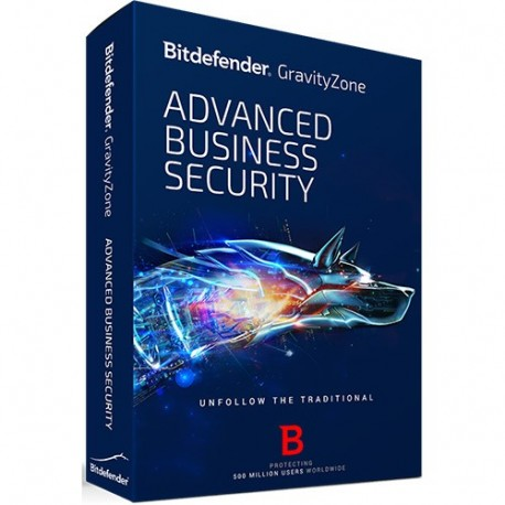 Bitdefender Gravitz. Bus. Sec.CUPG 2years 3-14