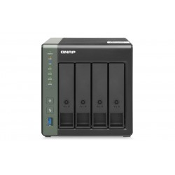 4-Bay NAS, Annapurna Labs AL314 Quad core 1.7GHz