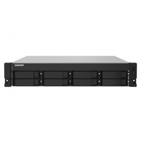 8-Bay AL324 quad-core 1.7 GHz rackmount NAS