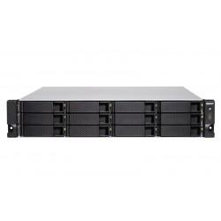 12 (+6)-Bay TurboNAS, SATA 6G, Xeon D-1622 2.4GHZ
