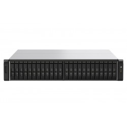 24-Bay all-flash NAS, NVMe Gen3 x4, AMD EPYC 7232P