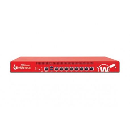 WatchGuard Firebox M570 MSSP Appliance