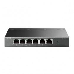 Switch de sobremesa de 6 puertos a 10 100 Mbps