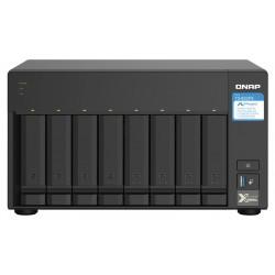 8-Bay NAS, AL324 64-bit quad-core 1.7GHz, 4GB